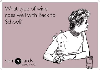Back to School Wines as seen on CTV