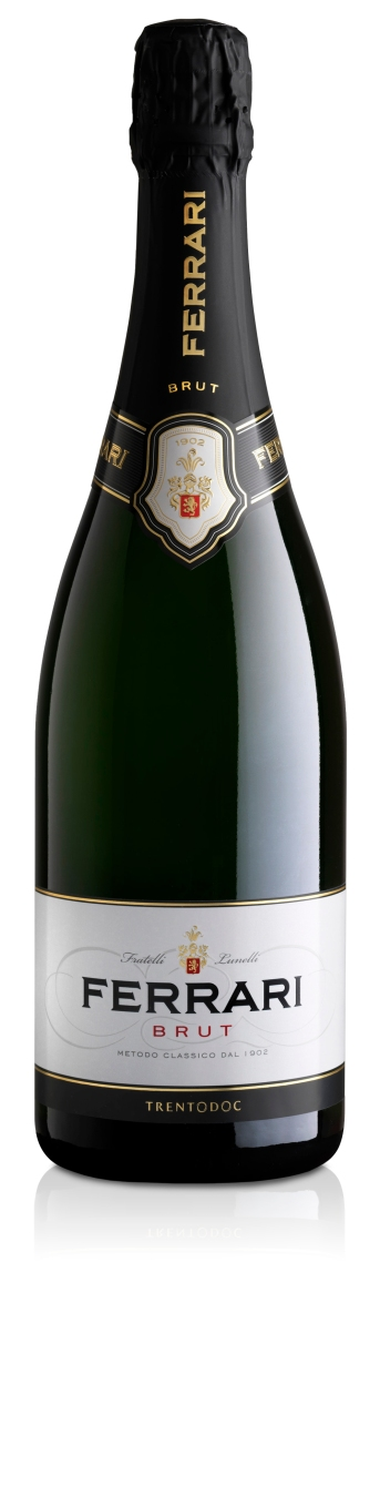 Ferrari Brut - a beautiful Blanc de Blancs