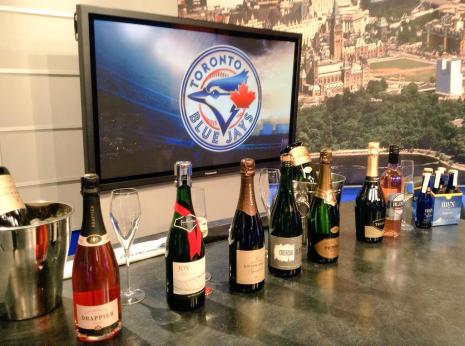 Election Party Bubbly line-up as seen on CTV October 19, 2015