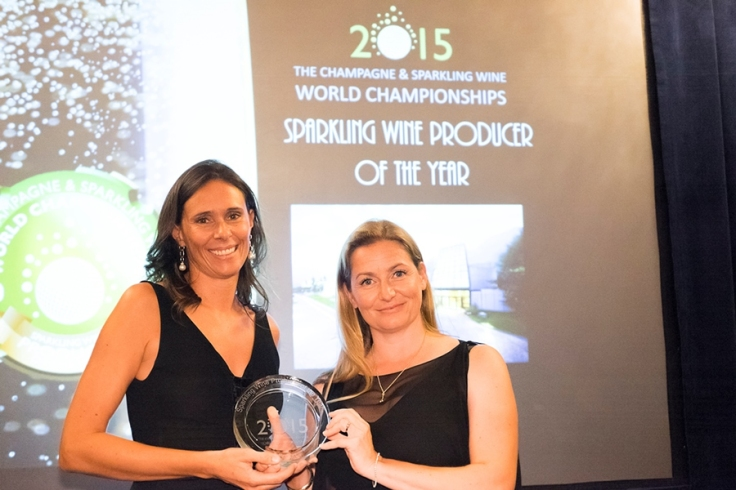 Sparkling Wine Producer of the Year - 2015