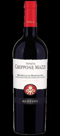 Ruffino's Greppone Mazzi Brunello di Montalcino DOCG