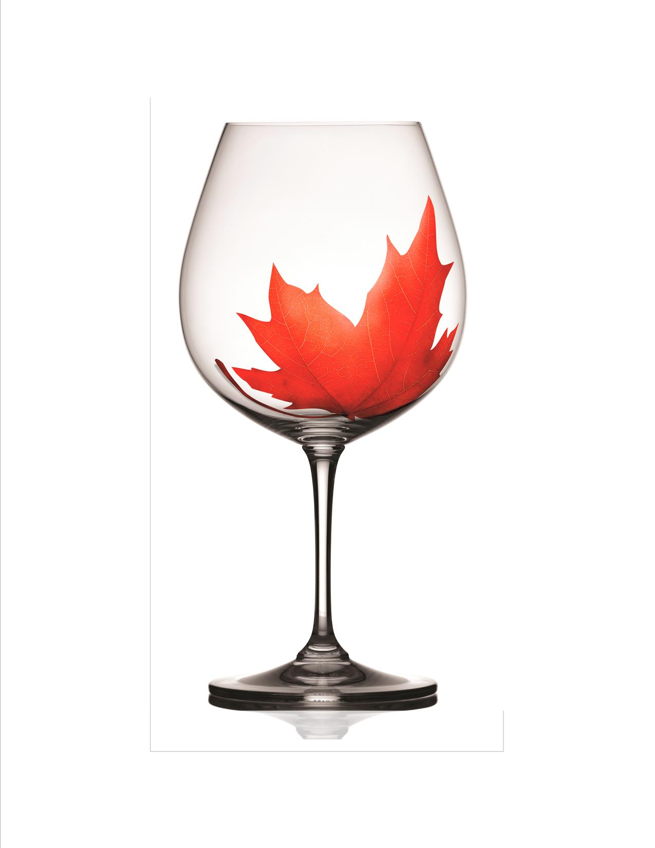 wine-glass-with-maple-leaf-2013