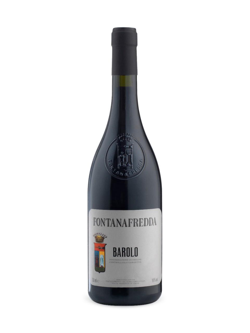 Fontanafredda's value priced Barolo ($29.95 @ LCBO)
